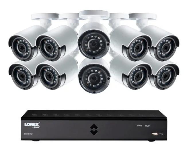 1 1. Lorex – Best Equipment