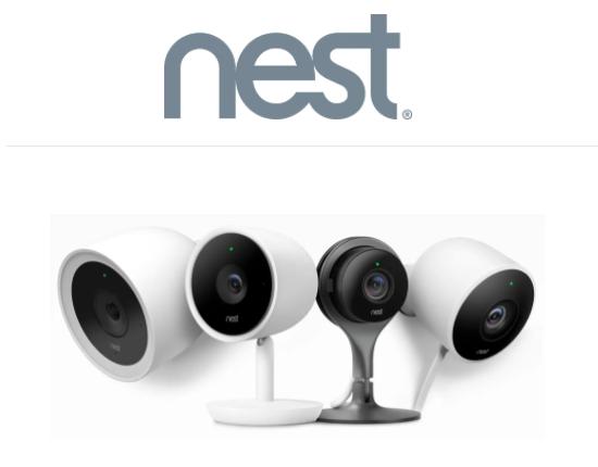 Nest Cam - Best Google Home Security Camera