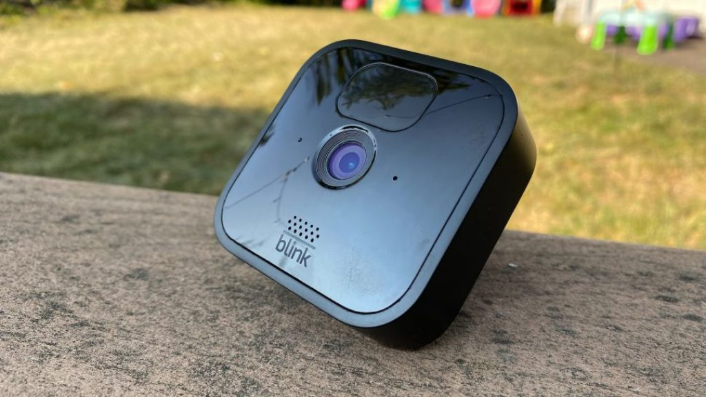 3 Blink Outdoor camera review