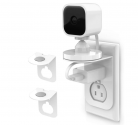 2 Pack Blink Mini Outlet Wall Mount,
